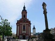 Kostel Stětí sv. Jana Křtitele v Hranicích