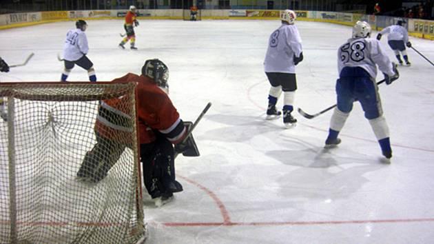 HC Bears Hranice prohrál s HC Olšovec 2:10.
