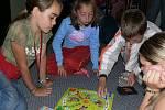 Dětem se možnost společných her a zábavy líbí.