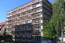 V Lipníku nad Bečvou probíhá rekonstrukce Domu s pečovatelskou službou