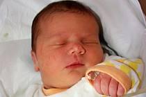 Lucie Marethová, Hranice, narozena dne 20. prosince 2013 v Přerově, míra: 50 cm, váha: 3900 g