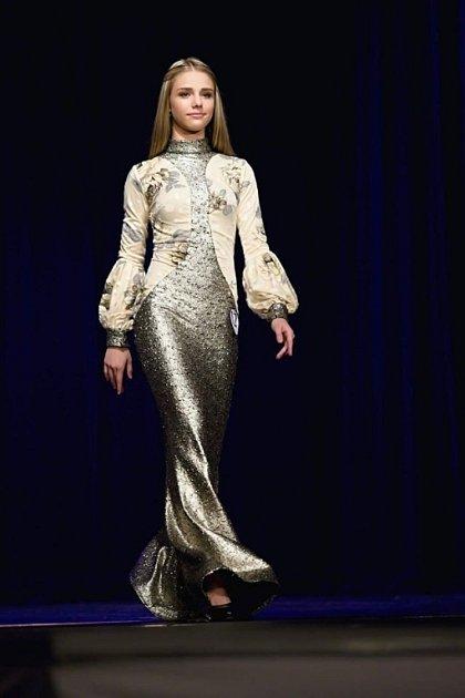 Hannah Andrýsková zHranice postoupila do finále celorepublikové soutěže Dívka roku 2016