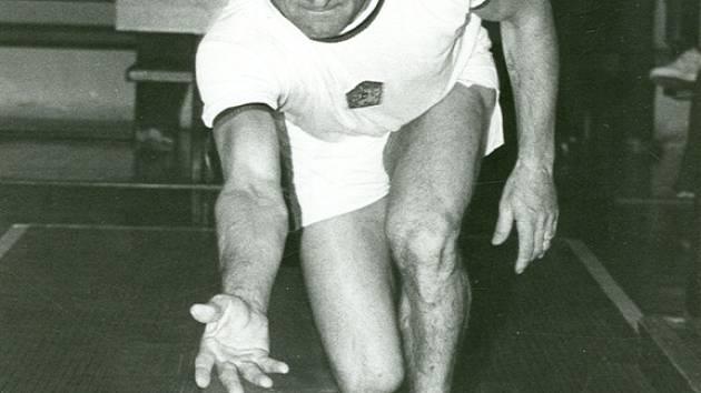 Jiří Ševčík je nejúspěšnějším hráčem Spartaku Přerov. Na mistrovstvích republiky získal celkem šest medailí.