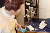 Na přerovském zámku byla ve čtvrtek 2. dubna zahájena výstava s názvem Sláva tereziánského tolaru.