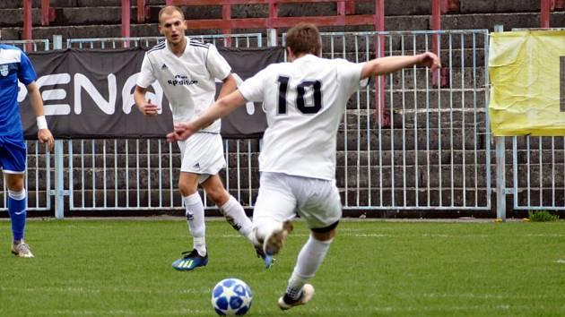 Fotbalisté Hranic. Ilustrační foto