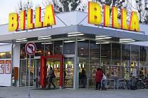 Hraničané už si znovu mohli nakoupit v Bille