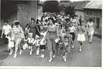 Karneval v roce 1964.