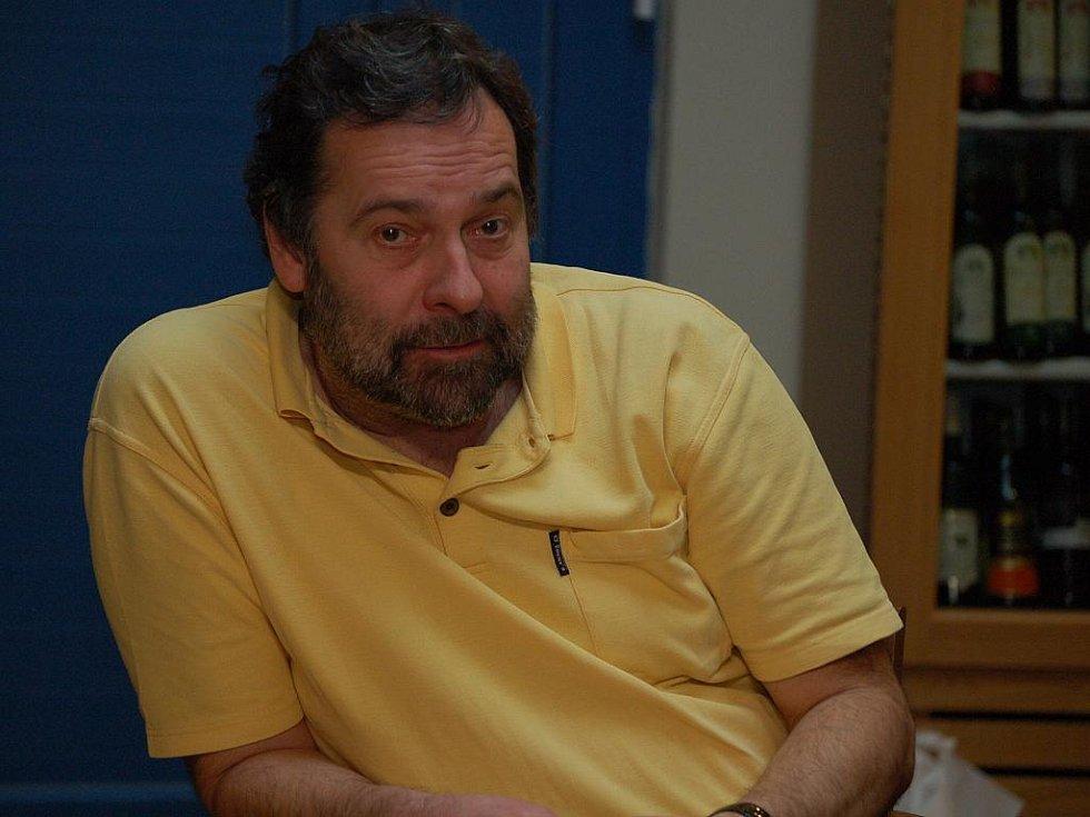 Publicista Radek John
