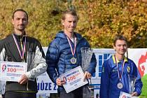 Úspěšný chodec SK Hranice Rostislav Kolář