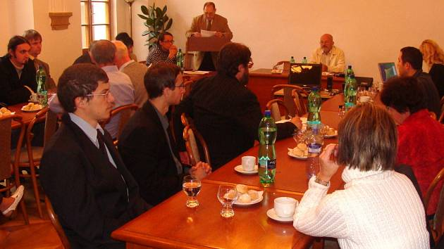V Přerově se sešli odborníci na J. A. Komenského.