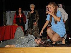 Divadlo Ventyl - představení Hrobka