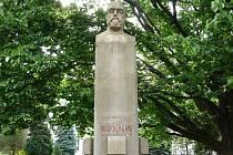 Nejstarší pomník Bedřicha Smetany na Moravě je v Holešově.