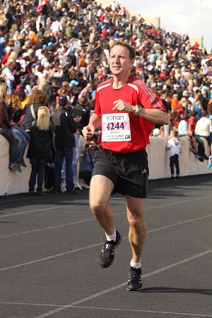 Hranický odchovanec Petr Kroča vyzkoušel pravou maratónskou trať vŘecku