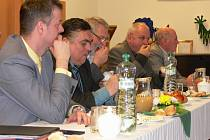 """Jednání pracovní skupiny """"Služby na venkově"""" v Bělotíně"""