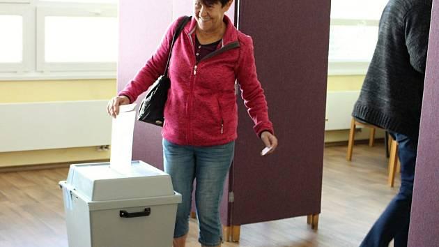 Komunální volby 2018 v Hranicích