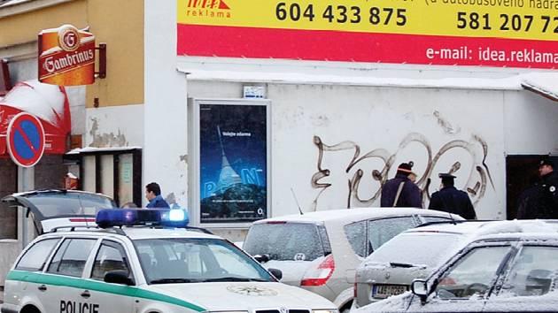 Vražda jednoho z podnikatelů se stala přímo v centru Přerova.