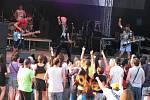 Hranický rockfest 2012 - Koblížci