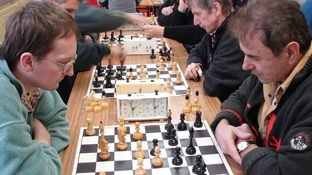 Dominik Parák (zcela vlevo) ze Zbrojovky Vsetín skončil na turnaji jako druhý.