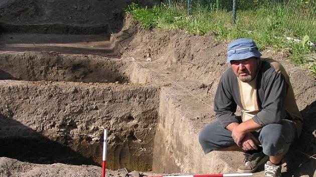 Letos přibyly v Předmostí další nálezy.