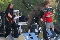 Legendární metalová skupina Arakain