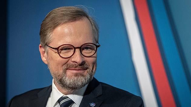 Petr Fiala, lídr koalice SPOLU