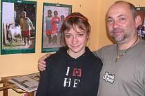 Lucie a Michal Příhodovi si Afriku zamilovali.