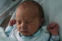 Marek Zeman, Lipník nad Bečvou, narozen 2. listopadu 2010 v Přerově, míra 53 cm, váha 3 480 g