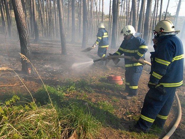 Přerovští hasiči měli napilno.