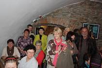 V hranické galerii Caffe art gallery byla zahájena výstava obrazů Karla Konečného a grafik Zdeňka Černého