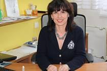 Simona Hašová, ředitelka Domova pro seniory v Hranicích