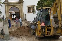 Letošní opravy na zámku přijdou zhruba na 7 milionů korun.