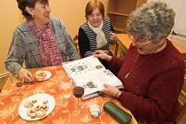 Klub seniorů se nesl ve znamení přátelských setkání.