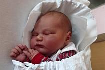 Karolína Lukášová, Radslavice, narozena dne 20. května 2013 v Přerově, míra: 50 cm, váha: 3 900 g