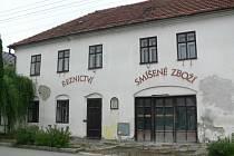 Z budovy bývalého hostince v Černotíně má vzniknout nová restaurace