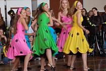 Dance Evolution v přerovské sokolovně