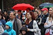 V Teplicích nad Bečvou otevřeli lázeňskou sezonu ve velkém stylu.