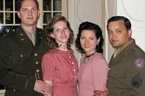 Hranická skupina Oldies se zúšastnila natáčení amerického filmu Red Tails v Praze a Karlových Varech.