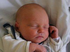 Adélka Pavlíková, Věrovany, narozena dne 30. října 2012 v Přerově, míra: 49 cm, váha: 3 030 g