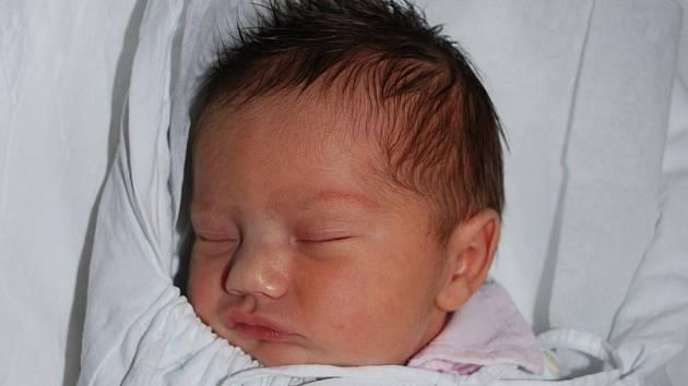 Nela Boťanská, Brodek u Přerova, narozena 16. září 2010 v Přerově, míra 48 cm, váha 3 060 g