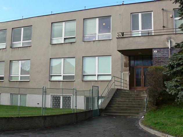 Gymnázium Jana Blahoslava v Přerově.