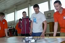 Šestý ročník Hranického robotování na Střední průmyslové škole v Hranicích