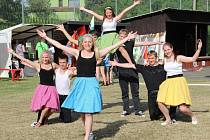 Venkovskému festivalu mikroregionu Záhoran patřilo sobotní odpoledne v Rouském na Hranicku.