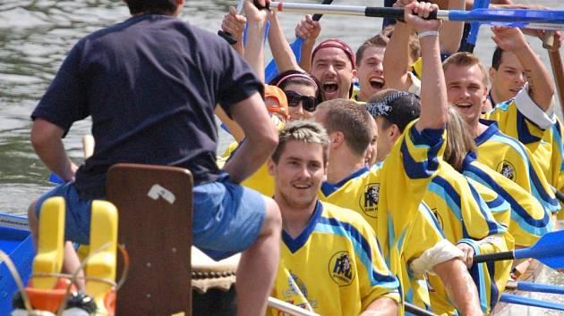 Pátý ročník festivalu dračích lodí se letos uskuteční o víkendu 13. a 14. června opět na přerovské Laguně.