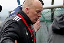Trenér Hranic Rostislav Sobek