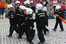 Výročí 140 let od založení Sboru dobrovolných hasičů v Hranicích. Ilustrační foto