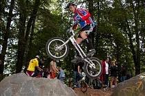 Pavel už má před sebou jen poslední letošní závod v Brně, takzvaný Sportlife.