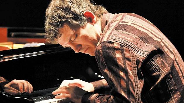 Hlavními zahraničními hvězdami letošního Československého festivalu budou bubeník Steve Gadd, pianista Brad Mehldau (na snímku) či tenorsaxofonista Joe Lovano.