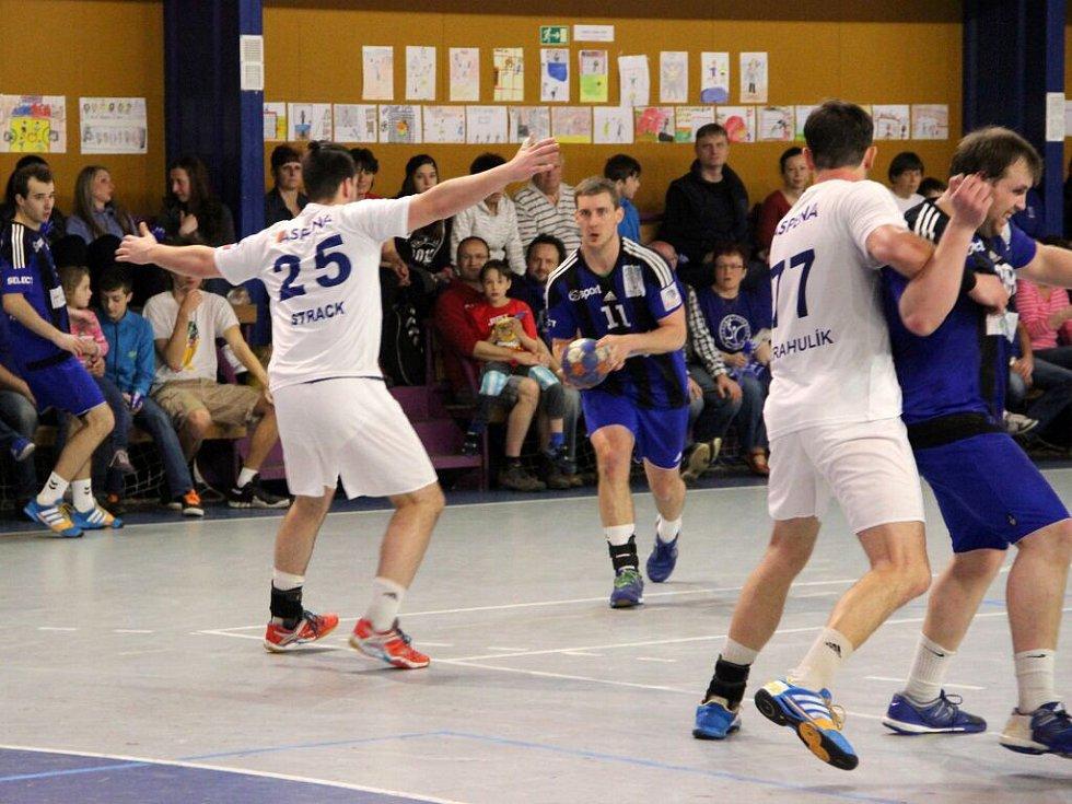 Házenkáři Hranic v play-off proti Frýdku-Místku