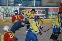 Hokejisté HC ZUBR Přerov porazili v prvním přípravném utkání slovenský Lučenec 6:3.