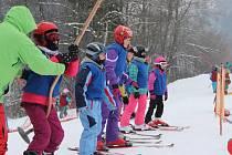 Lyžařská škola ve Ski areálu Potštát